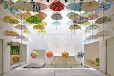 設計事務所ima 鈴木マサル傘展_2015 Umbrella exhibition By Masaru Suzuki