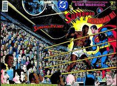 Muhammad Ali vs. Superman