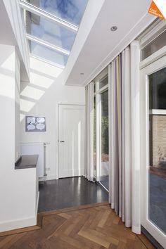 Uitbouw jaren 30 woning Zeist - Kraal architecten - 08