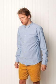 """HUNTER OXFORD  100% cotton, L/S slim fit button up. """"I forgot more than you'll ever know.""""  $79.99"""
