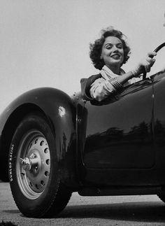 Editorial de moda, Nova York – 1952. (Nina Leen/Time & Life Pictures/Getty Images)