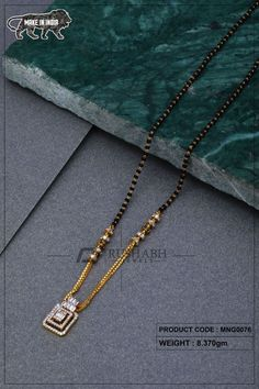 #diamond #diamondmangalsutra #diamondjewellery #indianjewellery #indianjewels Gold Bangles Design, Gold Jewellery Design, Diamond Jewellery, Real Gold Jewelry, Gold Jewelry Simple, Jewelry Design Earrings, Gold Earrings Designs, Gold Mangalsutra Designs, Indian Jewelry Sets