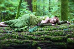 The Elements - Earth (Titania's Bower) by TheAncientMuse