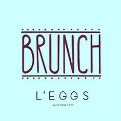 Aprovecha el domingo para hacer planes diferentes...  Ven a #LEGGS y disfruta de nuestro #brunch en la mejor compañía.   #PacoPerez #ConUnPar #Barcelona