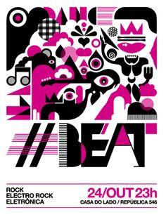 e79ee1ca4 Colorful Vector Illustrations by Fernando Togni