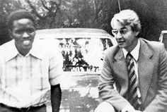Steve Biko & david Woods Cry Freedom, Steve Biko, Winnie Mandela, Thomas Sankara, Fela Kuti, David Wood, Jacob Zuma, Human Rights Activists, African History