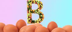 b vitamini yumurta