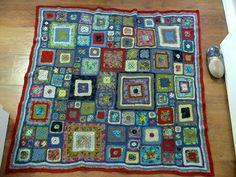 Ravelry: DyT's Babette Blanket