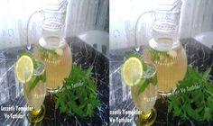 Soğuk Buzlu Çay Tarifi