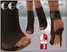 CGG Los Gatos Brown Ankle Boots for SLink HIGH Feet