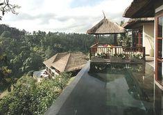 Luxurious Ubud Hanging Gardens, Bali