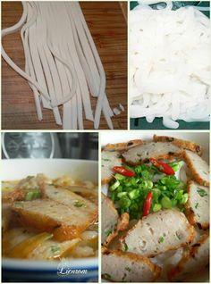 Mùi vị - Ẩm thực Việt nam - Món bánh canh chả cá