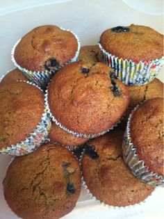 For Life : Best Paleo Muffins Yet!