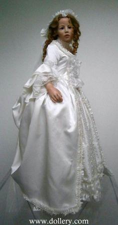 Melisandre Hildegard Gunzel Collectible Dolls