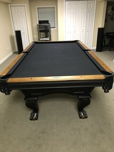 Attirant Jabureku0027s Pool Tables, Billiards Information, And Billiards And Pool  Videos, Local Pool Table Mover Chicago Based Service And Sales New And Used.