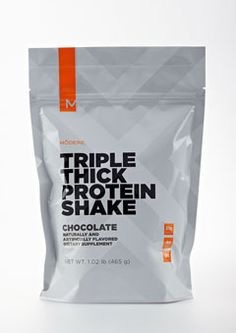 Triple Thick Protein Shake can help create the ideal you by building a lean, muscular body.