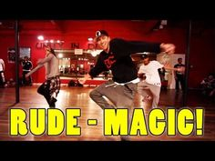 RUDE - MAGIC Dance Video | @MattSteffanina Choreography @OurNameIsMagic - YouTube