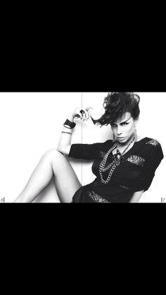 Model: Codie Cabral  Photographer: Clifton Prescod Hair/MUA: TJ Romeland