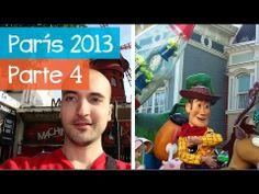 PARIS (PARTE 4): Disneyland París - Ciudades del Mundo. Último vídeo de mi visita a París. Te muestro el Moulin Rouge, famoso cabaret parisino; visito la Basílica del Sagrado Corazón, situado en la parte más alta de París, y subo a su cúpula para mostrarte las vistas; por último, te muestro cómo fue mi visita a los parques Walt Disney Studios Park y Disneyland París, incluido mi viaje en el Space Mountain.