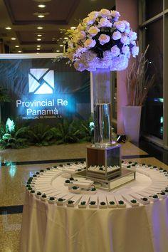 lanzamiento de aseguradoras Provincial Re-Panama,  by: butterfly events panama