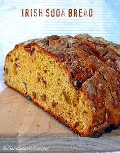Irish Soda Bread | Cinnamon Spice & Everything Nice