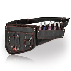 Nail Technician Session Belt in Black | Roo Beauty UK