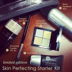 Product Spotlight: Skin Perfecting Starter Kit @gloProfessional #beauty #products #skincare #skin