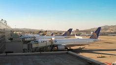 The International terminal at San Francisco Airport