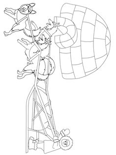iditarod map coloring pages - photo#18