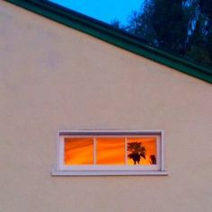 boingboing:Los Angeles sunset reflection