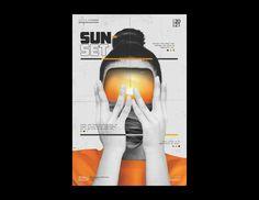 Poster Designs - Vol. 5 on Behance Digital Art, Photoshop, Graphic Design, Illustration, Poster Designs, Adobe, Behance, Posters, Cob Loaf