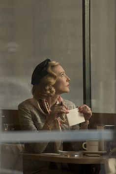 Carol (2015) by Todd Haynes with Cate Blanchett, Rooney Mara...