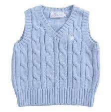 chalecos tejidos para niños paso a paso - Buscar con Google Knitting Patterns Boys, Knitting Designs, Baby Knitting, Baby Clothes Patterns, Baby Patterns, Clothing Patterns, Baby Vest, Baby Cardigan, Knitted Baby Clothes