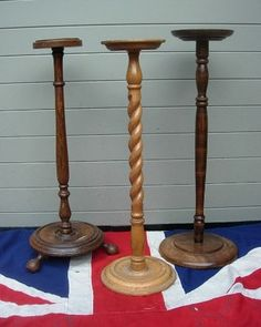 ANTIQUE HAT STANDS - 65