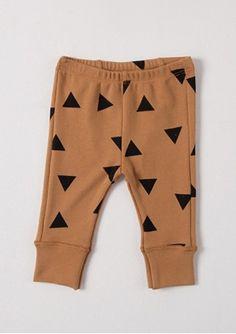 Leggings Triangles All Over