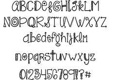 KG fonts | KG Only Hope Font Download