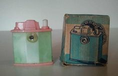 1950s Cigarette Lighter Viewer Toy #drug #toys