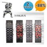 Samurai Horloge