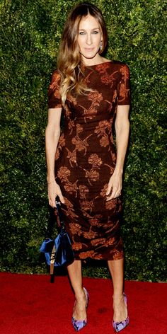 Sarah Jessica Parker - Look of the Day - InStyle
