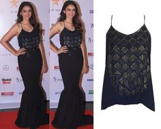 Aditi Rao Hydari in Nikhil Thampi #perniaspopupshop #shopnow #celebritycloset #designer #clothing #accessories