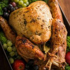Recipes - NatashasKitchen.com Best Thanksgiving Turkey Recipe, Thanksgiving Gravy, Thanksgiving Side Dishes, Roast Turkey Recipes, Chicken Recipes, Kitchen Recipes, Cooking Recipes, Sweet Potato Casserole, Breakfast Casserole