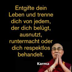 Hope Quotes Never Give Up, German Quotes, Life Rules, Believe In Magic, Dalai Lama, Wise Quotes, Karma, Wise Words, Einstein