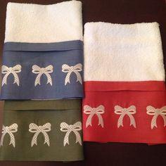 .@portaguardanaposonline | Novas toalhas de lavabo!!! | Webstagram - the best Instagram viewer