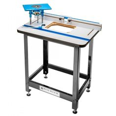 Ujk technology professional router tables router table iron and woods rockler high pressure laminate router table fence stand and fx router lift greentooth Gallery