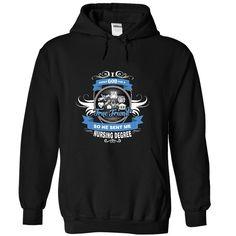 GOD send me a NURSING DEGREE T Shirt, Hoodie, Sweatshirt