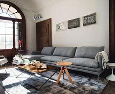 Retrouvez la collection chez SILVERA  Paris DESIGN. DAMIAN WILLIAMSON - SOFA WILLIAM #silvera #design #paris