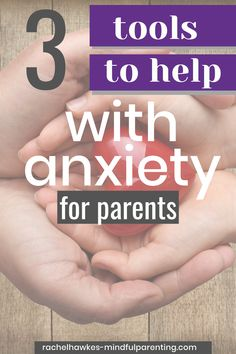 How to help your son or daughter who is facing overwhelming feelings of anxiety. These simple tools can be used today to help them face the emotional rollercoaster and find more balance.  You can also download the FREE anxiety Pack and access additional support in the Mindful Parenting Group.
