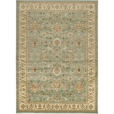 Pretty rug from Wayfair