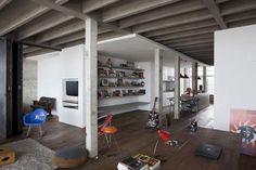 Van appartement tot industriele loft   Inrichting-huis.com