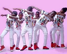 GHETTO KIDS In The US For The 'African Entertainement Awards' - The Sitya Loss Kids, who have traveled to the US, ahead of their perfomance in New Jersy